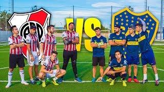 RIVER VS BOCA *COPA LIBERTADORES FINAL* PARTIDO FÚTBOL