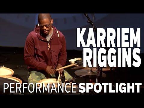 Karriem Riggins: Spotlight Performance (1 of 2)