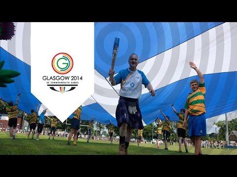 Opening Ceremony Live | Glasgow 2014 | XX Commonwealth Games