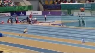 Тройной  прыжок 12.30
