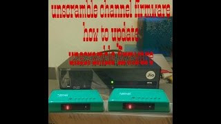 unscramble firmware free download to update solid FTA  stb