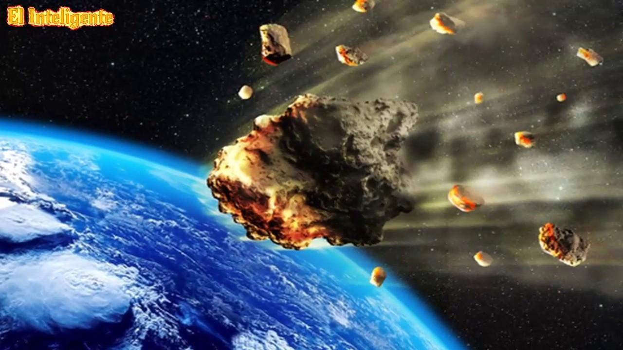 Alerta cinco asteroides se acercan a la Tierra
