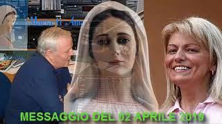 Padre Livio: Commento Al Messaggio Della Madonna di Medjugorje dato a Mirjana il 02 Aprile 2019