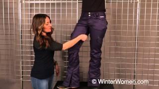 2013-2014 Burton Women's TWC Crush Pant