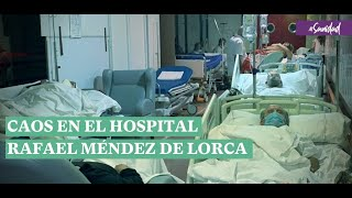 7TV - Podemos reclama la apertura inmediata de la planta cerrada en el Rafael Méndez de Lorca