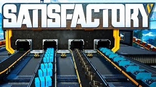 Welcome to Satisfactory Ep. 14! Satisfactory is a first-person open...