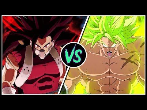 Broly VS Cumber! (Dragon Ball Super: Broly)