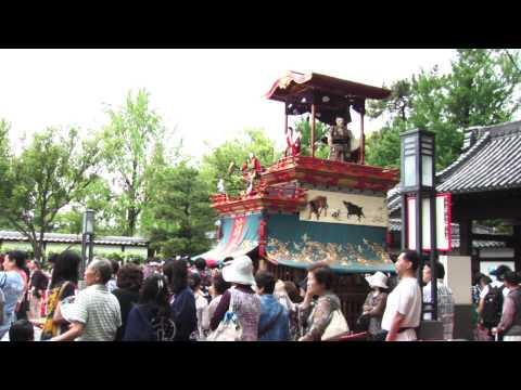 NIPPON WALK ON NAGOYA 2012 筒井 徳川 古出来 天王祭
