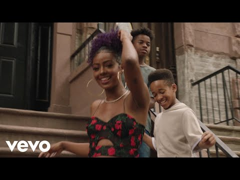 Justine Skye – Back For More ft. Jeremih
