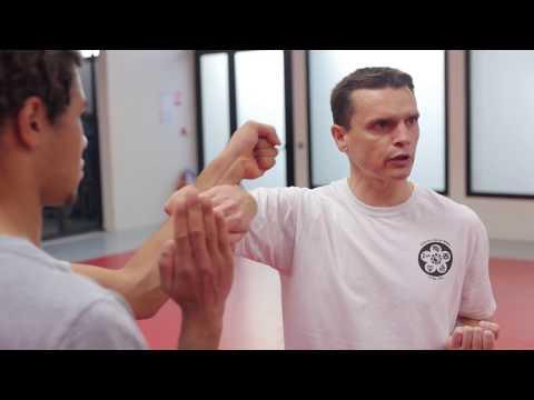 Cours de wing chun par le Kung Fu Club de Rouen