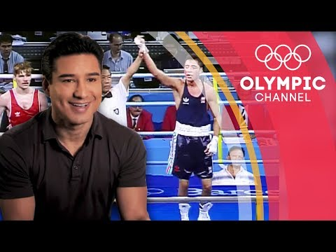 Mario Lopez's favourite: Oscar de la Hoya becomes the…