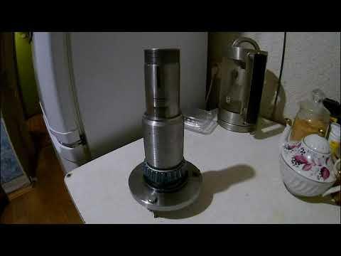 повышение жесткости шпинделя Wm210v