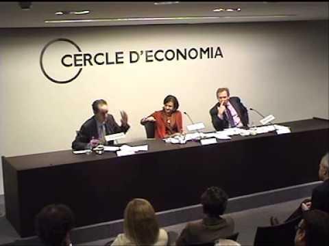 Carles Casajuana, Cristina Gallach, David Gardner - 05-03-2013
