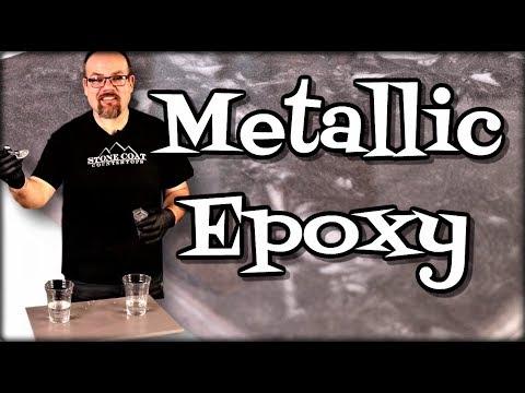 Metallic Epoxy Magic