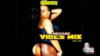 DJ KENNY REGGAE VIBES MIX MAY 2012