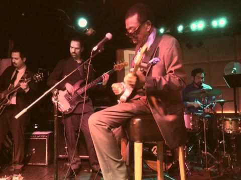 Syl Johnson - Is It Because I'm Black [Live at The Echo, Los Angeles, 11 Feb 2012]