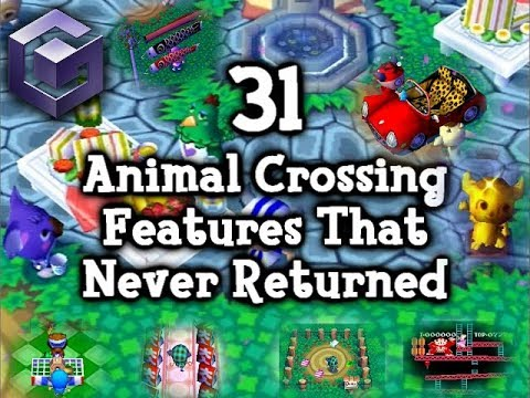 31 Animal Crossing Features That Never Returned