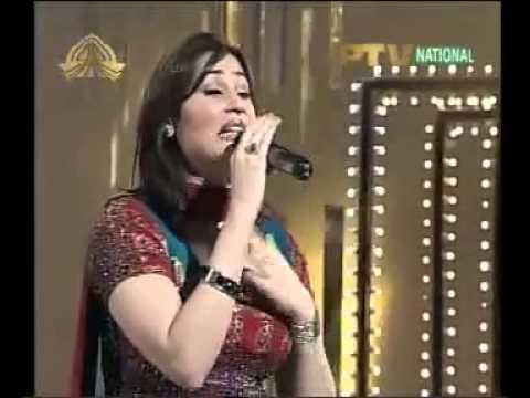 HUMERA ARSHAD   DARDI AAN MEIN DARDI AAN   PTV SONG   YouTube