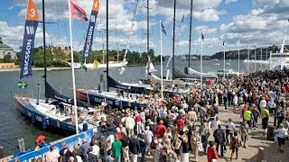 Стокгольм - Яхты(, 2015-07-05T19:20:18.000Z)