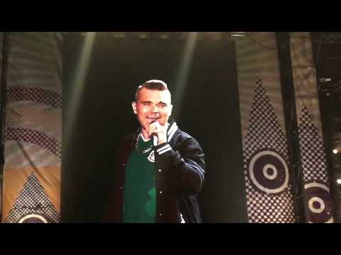Robbie Williams - Angels (Corona Capital 2018) , 17/11/2018