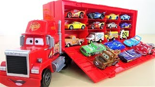 Toy Cars & Trucks: Semi Trucks and Cars  Collection. Disney Cars Artist Series and More