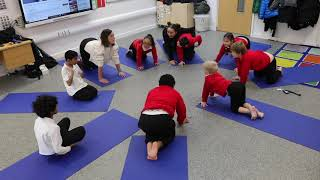Yoga For Special Needs Children