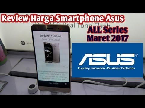 Review Harga Asus | Maret 2017