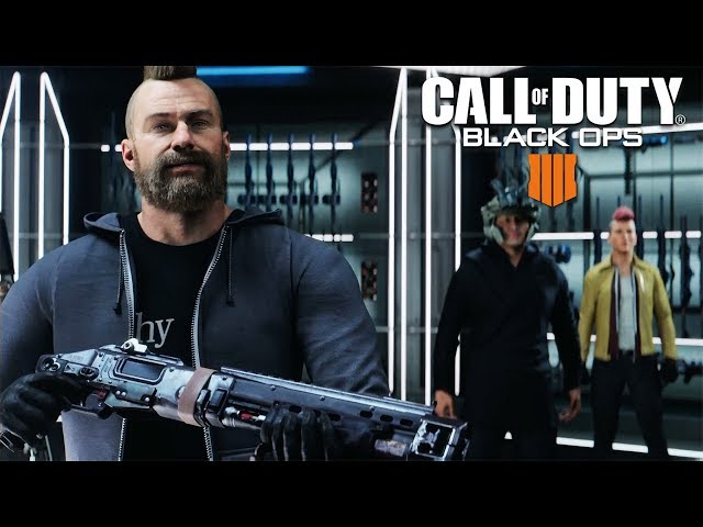 How to skip the opening cutscene in Call of Duty: Black Ops