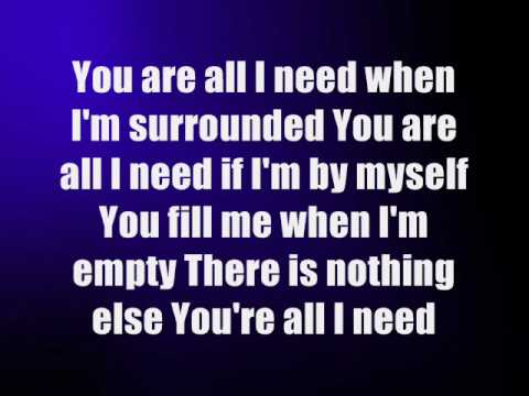 "Bethany Dillon -""All I Need"" with lyrics"