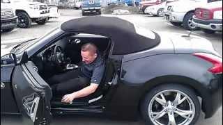 Nissan 370Z Roadster 2012 Videos