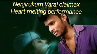Nenjirukkum Varai | Heart Melting Climax | Performed by Inba