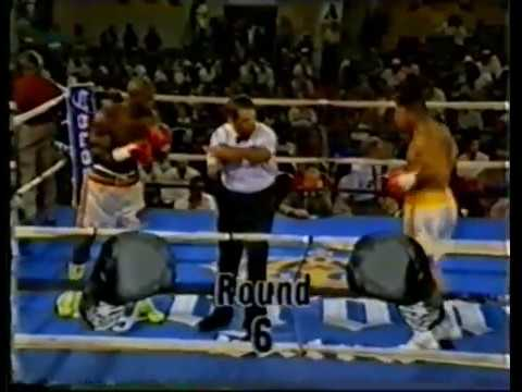 David Tua vs Everton Davis 13/08/1994