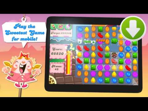 Candy Crush Saga - Download Candy Crush For PC!