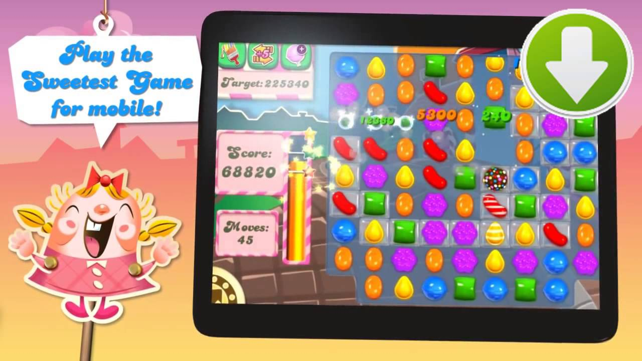 Candy Crush Saga - Download Candy Crush for PC! - YouTube