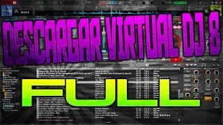 Descargar e Instalar Virtual DJ 8 en Español Full.