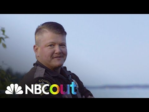 Transgender Police Officer Is A Force For Change | NBC Out | NBC News