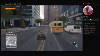Doing driver SF in watch dogs 2 part 2