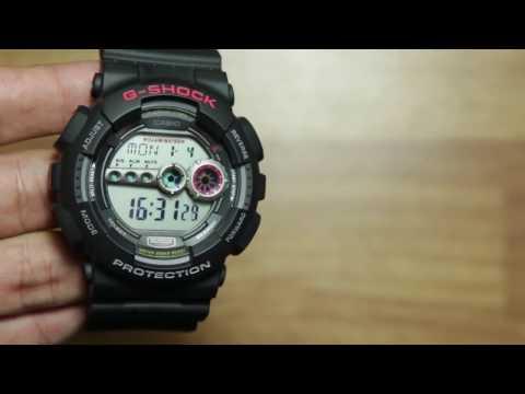 Casio G-SHOCK GD-350