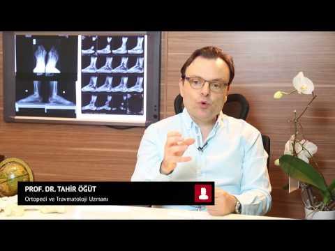 Prof. Dr. Tahir ÖĞÜT - AŞİL TENDONU AĞRISI VE TEDAVİ YÖNTEMLERİ