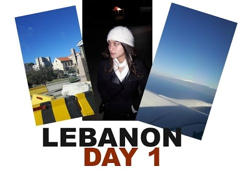 GOING ON A WINTER HOLIDAY TO LEBANON! | LEBANON DAY 1