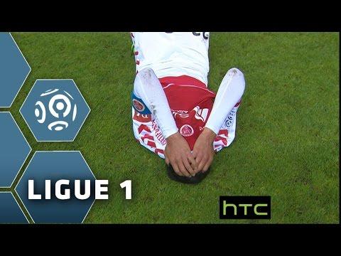 Stade de Reims - Olympique Lyonnais (4-1)  - Résumé - (REIMS - OL) / 2015-16
