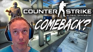 IS THIS A COMEBACK? CS:GO Competitive Agency Gameplay