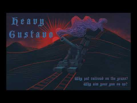 Heavy Gustavo - Why Put Railroad On Grass? Why Aim Your Gun On Us? (New Full Album)