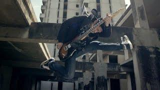 "ANNALYNN ""NEVER COMING DOWN"" feat. Ryo Kinoshita of Crystal Lake - Official Music Video"