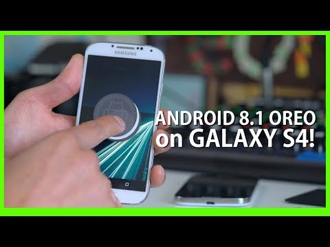 Android 8 1 Oreo + Root for Galaxy S4! [Lineage OS ROM 15 1