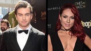 'Bold and the Beautiful' Star Pierson Fode on Sharna Burgess: It's 'Shocking' How Hot She Is!