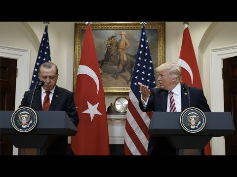 Turkey's President Erdogan Vows to Win 'Economic War' With U.S.