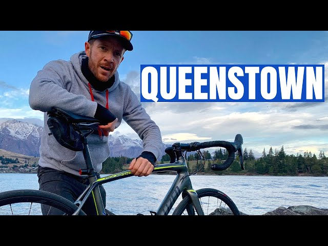 Cycling the Extreme & Beautiful Queenstown