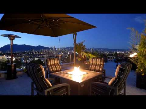 Penthouse #805 1777 West 7th Avenue, Vancouver