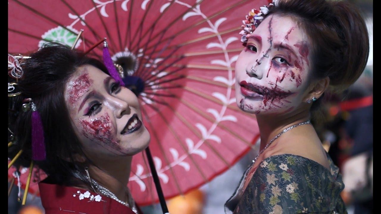 Wanneer Is T Halloween.Halloween In Japan A Different Side Of Japan